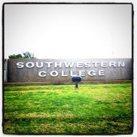 Photo taken at Southwestern College by vmcampos on 3/18/2011