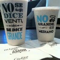Photo taken at Cielito Querido Café by Gerardo V. on 11/22/2011