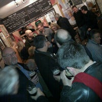 Photo taken at Just Beer Micropub by Phil A. on 12/9/2011