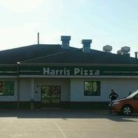 Photo taken at Harris Pizza by Sandi M. on 1/11/2012