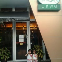 Photo taken at LENG Noodle Blog By NYCC by BallisTiCs K. on 2/20/2012
