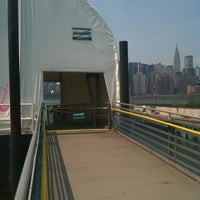 Photo taken at East River Ferry - Hunters Point South/Long Island City Terminal by Meghan C. on 8/2/2011