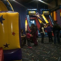 Photo taken at Pump It Up by Charlette S. on 1/29/2012