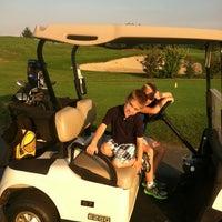 Photo taken at Honey Brook Golf Club by Rod J. on 8/22/2012