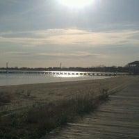 Photo taken at Ocean Gate Boardwalk by Jennifer K. on 3/28/2012