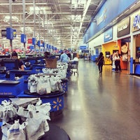 Photo taken at Walmart Supercenter by Ryan on 8/24/2012