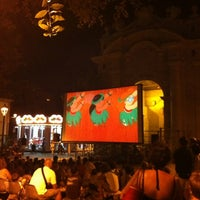 Foto scattata a Carducci Cafè & Pizza da Matteo il 8/17/2012