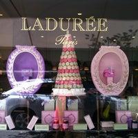Photo taken at Ladurée by Lisa P. on 5/13/2012