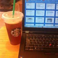 Photo taken at Starbucks by Nancy P. on 6/11/2012