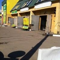 Photo taken at Мойка на Каширке by Миша Ж. on 4/27/2012