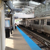 Photo taken at CTA - Howard by Craig S. on 7/22/2012