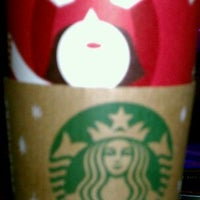 Photo taken at Starbucks by Naura P. on 11/9/2011