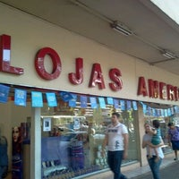 Photo taken at Lojas Americanas by Tim M. on 10/7/2011