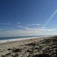 Photo taken at The Beach Behind Sun On The Beach by Dylan M. on 12/30/2011