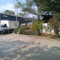 Photo taken at Pos Security PT JUSTUS by Aris D. on 5/26/2012