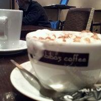 Photo taken at Combibos Coffee by Chris P. on 6/7/2011