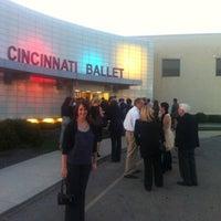 Photo taken at Cincinnati Ballet by Rob M. on 9/18/2011