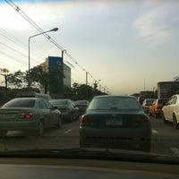 Photo taken at Prasert-Manukitch Road by Natthakarn C. on 6/5/2012