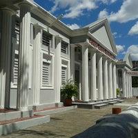 Photo taken at Colégio Batista Santos Dumont by Robson d. on 7/30/2012