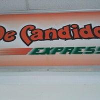 Foto tomada en De Candido (Delicias) por Luis V. el 1/22/2012