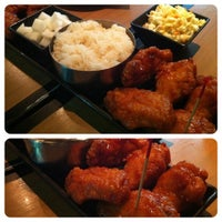 Photo taken at BonChon Chicken by APRILIDER on 8/9/2011