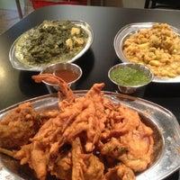 Photo taken at Vimala's Curryblossom Cafe by Tony Z. on 2/19/2012