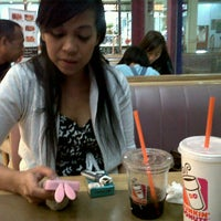 Photo taken at Dunkin' Donuts by Julia S. on 12/28/2011