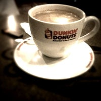 Photo taken at Dunkin' Donuts by Aris K. on 3/6/2012
