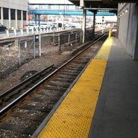 Photo taken at MBTA Wellington Station by Paul H. on 2/14/2012