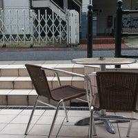 Photo taken at Restaurant & Cafe MIYAKE by Akihito M. on 7/14/2012