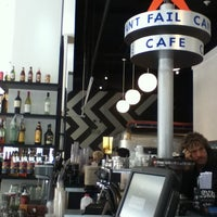 Photo taken at Rudy's Can't Fail Cafe by X on 3/18/2012