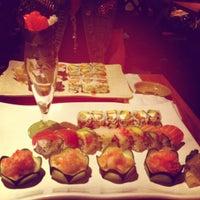 Photo taken at U-Yee Sushi by Christina M. on 4/23/2012