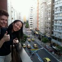 Das Foto wurde bei Copacabana Rio Hotel von Peter M. am 2/20/2012 aufgenommen