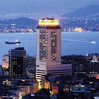 9/22/2011 tarihinde Hilton Izmirziyaretçi tarafından Hilton Izmir'de çekilen fotoğraf