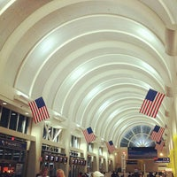 Photo taken at Terminal 4 by Paulette F. on 11/13/2011