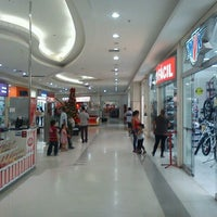 Photo taken at Shopping Jaraguá by Alessandro B. on 1/9/2012