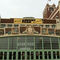 Photo taken at Asbury Park Convention Hall by Jeff B. on 4/16/2011