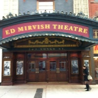 Photo taken at Ed Mirvish Theatre by David Y. on 12/8/2011