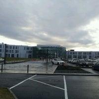 Photo taken at Reykjavík University by Olina T. on 11/12/2011