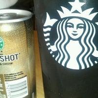 Photo taken at Starbucks by Clara C. on 10/21/2011