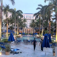 Photo taken at The Ritz-Carlton, San Juan by John B. on 7/8/2011