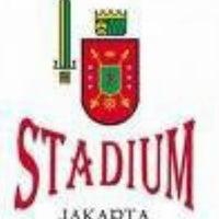 Photo taken at Stadium Jakarta by Fanny I. on 7/11/2012
