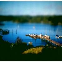 Photo taken at Bainbridge Island by Gary B. on 8/9/2011