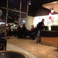 Photo taken at Starbucks by Alexy K. on 11/26/2011