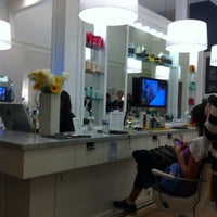 Photo taken at Drybar by Amanda R. on 1/8/2011