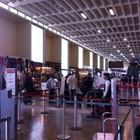 Photo taken at Alejandro Velasco Astete International Airport (CUZ) by Lu S. on 5/3/2012