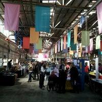 Photo taken at Old Bus Depot Markets by Glenn M. on 8/19/2012