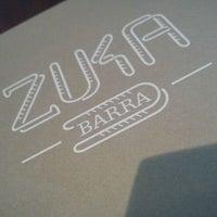 Photo taken at Zuka by Leonardo N. on 12/18/2011
