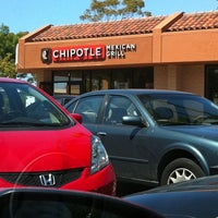 Photo taken at Chipotle Mexican Grill by Brian P. on 5/21/2011