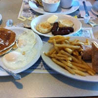 Photo taken at Chips Family Restaurant by Kevin S. on 9/5/2011